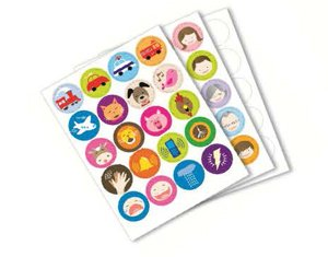 Anybook Sticker